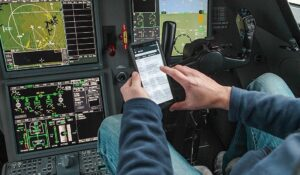 Flight department technology to improve operations