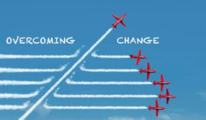 overcoming challenges graphic